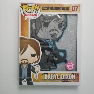 Funko Pop Daryl Dixon AMC The Walking Dead T-Shirt